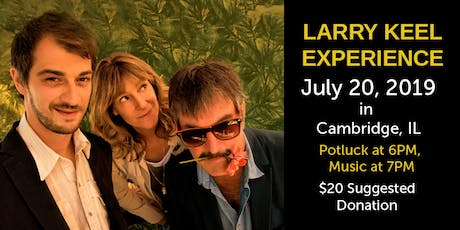 Larry Keel Experience in Cambridge tickets