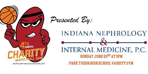 Charity Basketball Game Benefiting NKF of IN