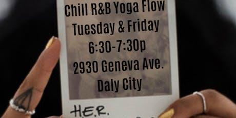 R&B Yoga tickets