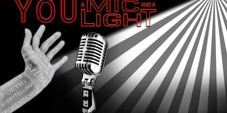 YOU A MIC AND A LIGHT (THE ANNIVERSARY SHOW) tickets