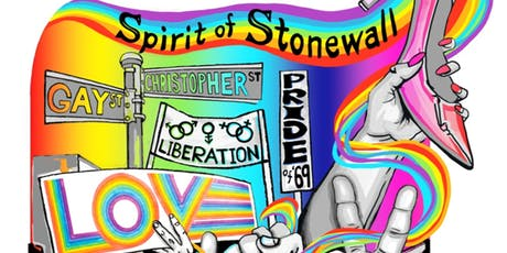 "Stoli ""Spirit of Stonewall"" World Pride Week Celebration  tickets"