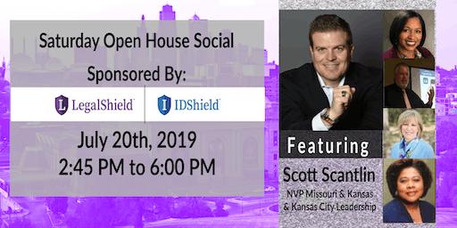 Saturday Open House Social