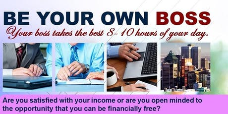 Work From Home Business  tickets