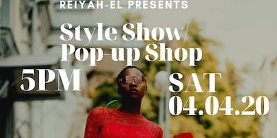 Reiyah-El Style Show/Pop-up Shop