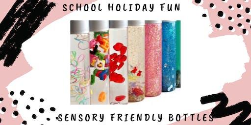 Make 3 Sensory Bottles