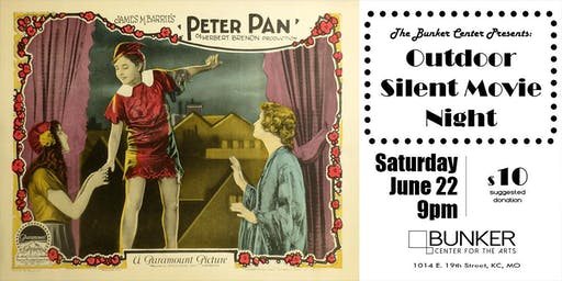 Silent Move Night at the Bunker Center: Peter Pan (1924)