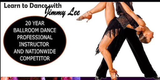 Dance Lessons with Jimmy Lee