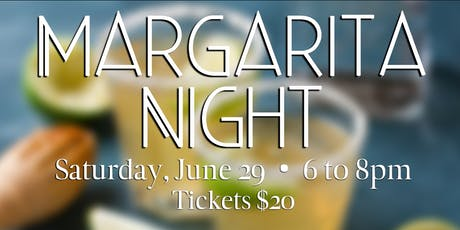 Margarita Night tickets