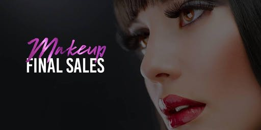 Makeup Final Sale Event - NASHVILLE