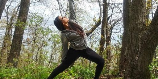 Yoga, Hiking & Forest Bathing