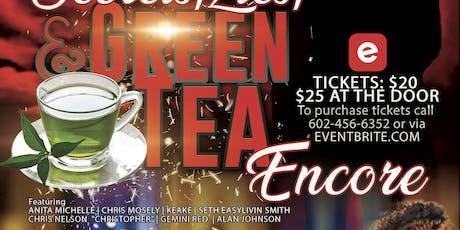 Secrets, Lies, and Green Tea tickets