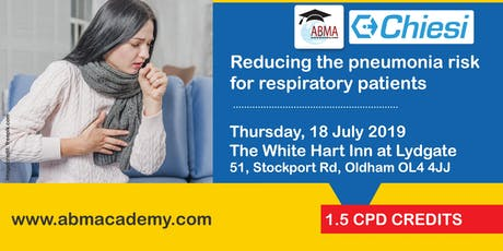 Reducing the pneumonia risk for respiratory patients tickets