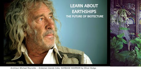Learn About Earthships tickets
