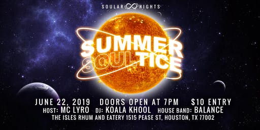 Soular Nights: Summer Soulstice