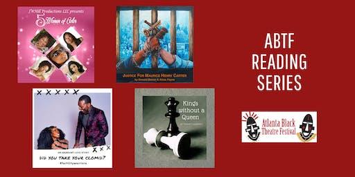 Atlanta Black Theatre Festival Staged Reading Series (Fri. Oct. 4)