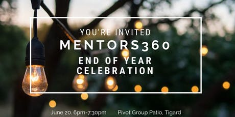 Mentors360 Happy Hour Event tickets