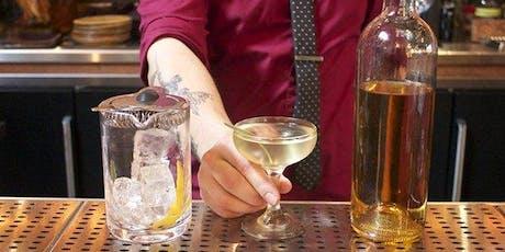 Whiskey Tasting Workshop 101: The Grain to Glass Process w/Spirit Works tickets