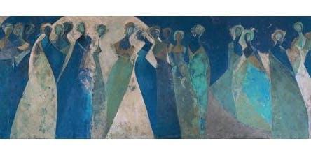Ana Gallart Opening. Una mujer, muchas mujeres.