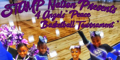 "4 Angels ""Peace Basketball Tournament"""