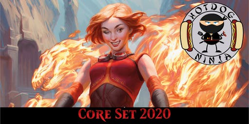 Magic 2020 Pre-Release Weekend