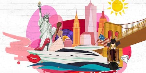 The NY Fashion Week Yacht Party