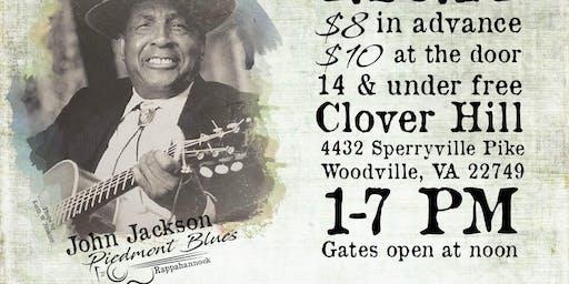 John Jackson Piedmont Blues Tribute