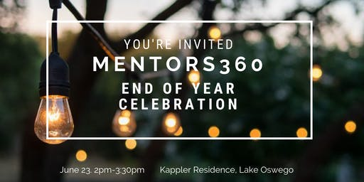 Mentors360 PDX Happy Hour Event