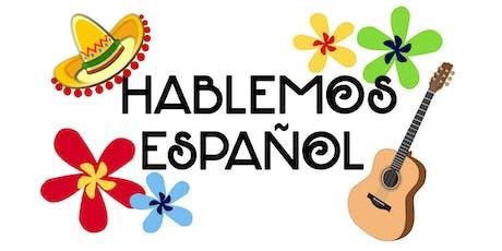 Hablemos Español - Spanish Story Time tickets