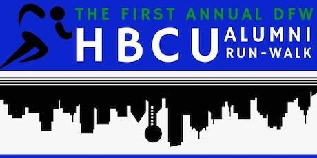 1st Annual DFW HBCU Alumni 5K Run/Walk tickets