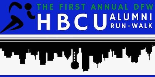 1st Annual DFW HBCU Alumni 5K Run/Walk