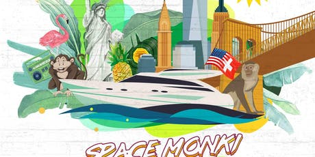 The SpaceMonki Sunset Yacht tickets