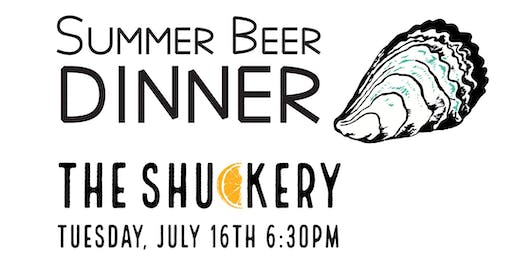 Summer Beer Dinner with HenHouse