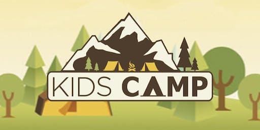 South Coast Kids Camp 2019