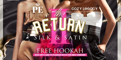 "The Return ll | SILK & SATIN ""FDOC PARTY"" tickets"