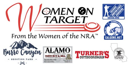"CGSSA Women On Target Oct 19th ""Pistol"" tickets"