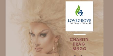 Charity night - drag bingo tickets