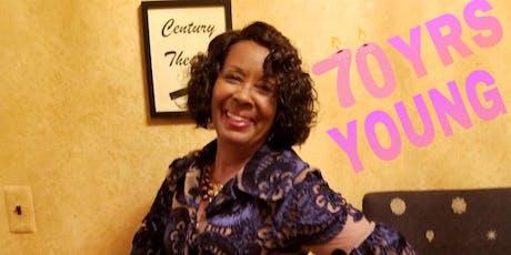 Vicki's 70YRS YOUNG!!! Birthday Celebration  tickets