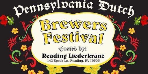 Pennsylvania Dutch Brewers Festival