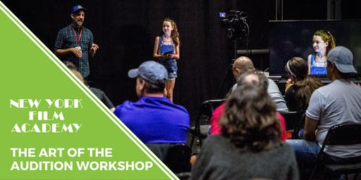 The Art of The Audition Workshop | Monmouth Film Festival