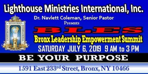 Bronx Leadership Empowerment Summit - BLES