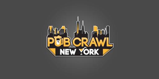 NYC CRAFT BEER & COCKTAIL CRAWL