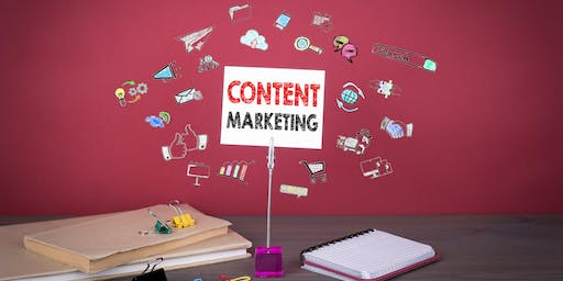 QLD - Develop your content calendar (Townsville) - Presented by Rebecca Collard