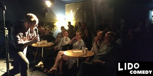 Tuesday Night Comedy at Lido - Free Tickets Available - August 13th