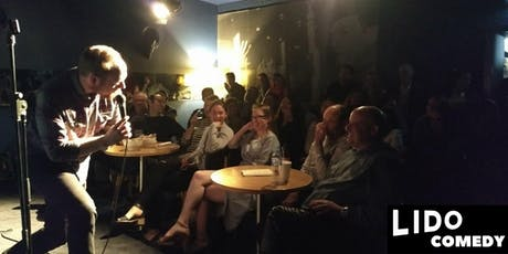 Tuesday Night Comedy at Lido - Free Tickets Available - Sept 3rd tickets
