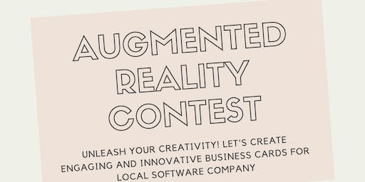 Augmented Reality Contest and Social Event