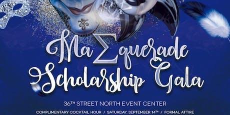 MaSquerade Scholarship Gala - II- Tulsa Sigma's & Sigma OK Foundation tickets