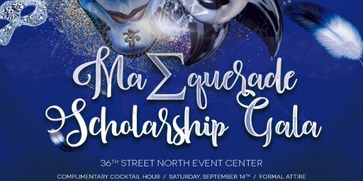 MaSquerade Scholarship Gala - II- Tulsa Sigma's & Sigma OK Foundation