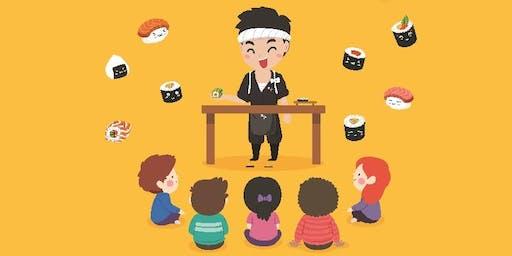 Sushi Hub - Sushi Workshop: Session One