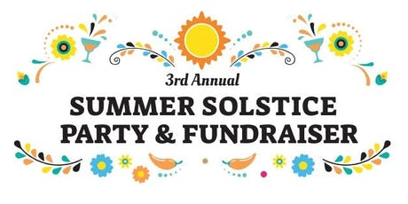 3rd Annual Summer Solstice Party and Fundraiser tickets