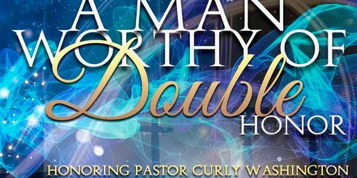 Pastor Curly Washington's 75th Birthday Extravaganza